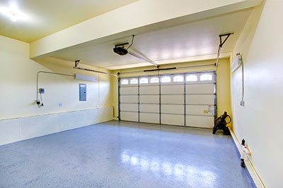 How to Reduce the Garage Door Noise